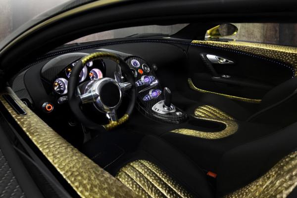 Факты о Veyron