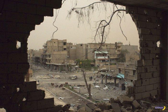 Что осталось от Сирии?