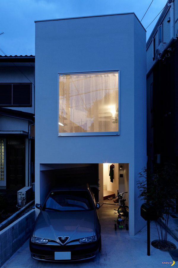 S House в Японии