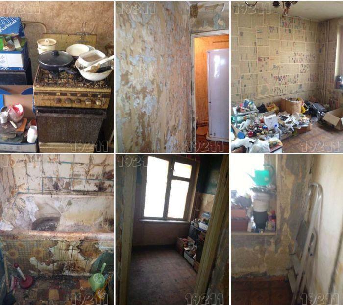 Бюджетная квартира сдается в Москве