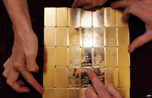 Так сколько в мире золота?
