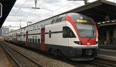 Минск и Вильнюс соединят двухэтажные поезда