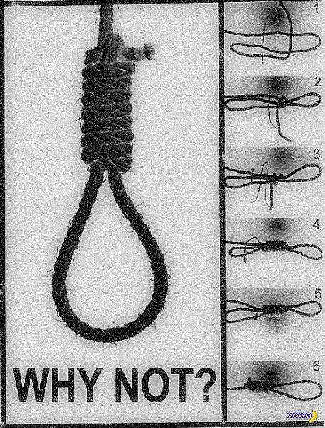 Статистика самоубийств по страранам мира