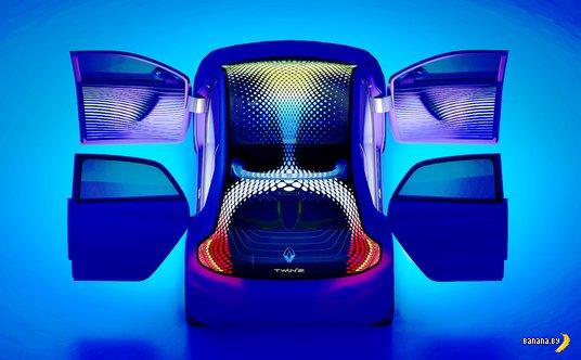 Концепт Renault Twin Z