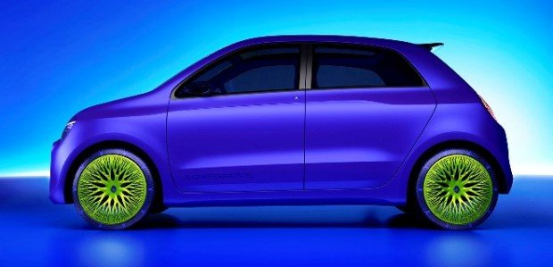 ������� Renault Twin Z
