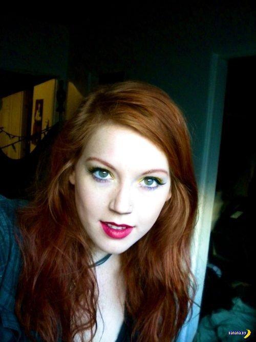 Рыжих девушек пост - 16