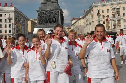 Лукашенко урезал господдержку спортсменам и клубам