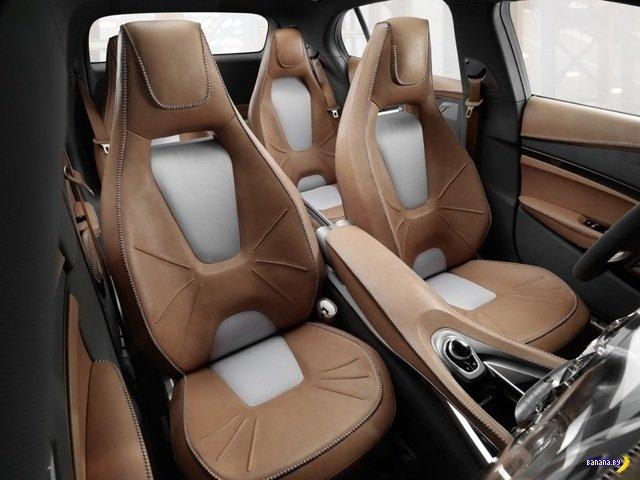 ������ ���������� Mercedes-Benz GLA