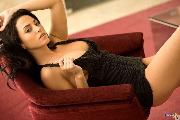 Красивые девушки россыпью