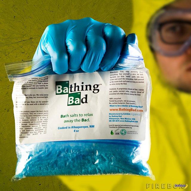 Голубые кристаллы Гейзенберга - 2