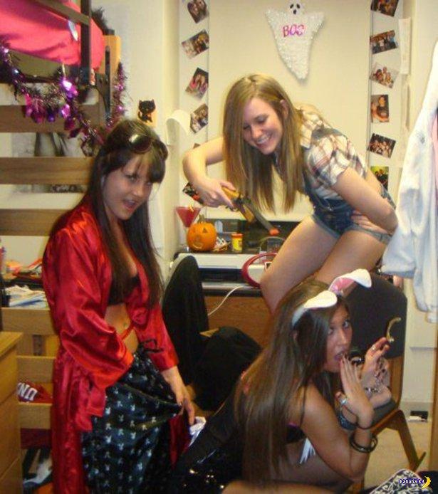 Карнавальные девочки