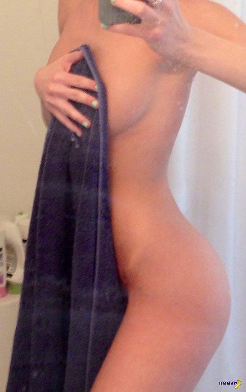 Девушки в полотенцах - 1