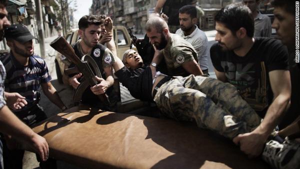 Сирийские боевики торгуют человеческими органами