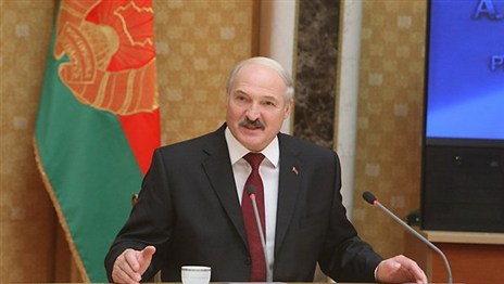Лукашенко: храните деньги в белорусских банках
