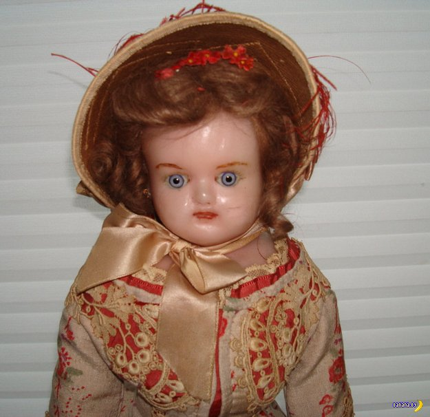 Куклы-убийцы