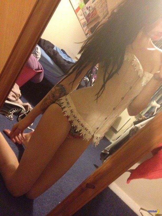 Красивые девушки в нижнем белье - 10