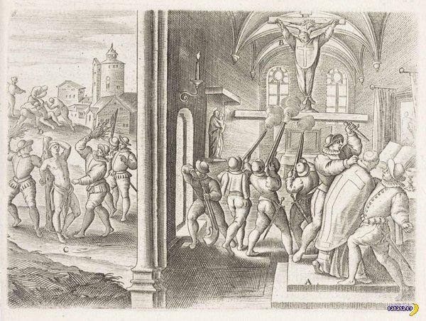 Средневековые пытки и казни