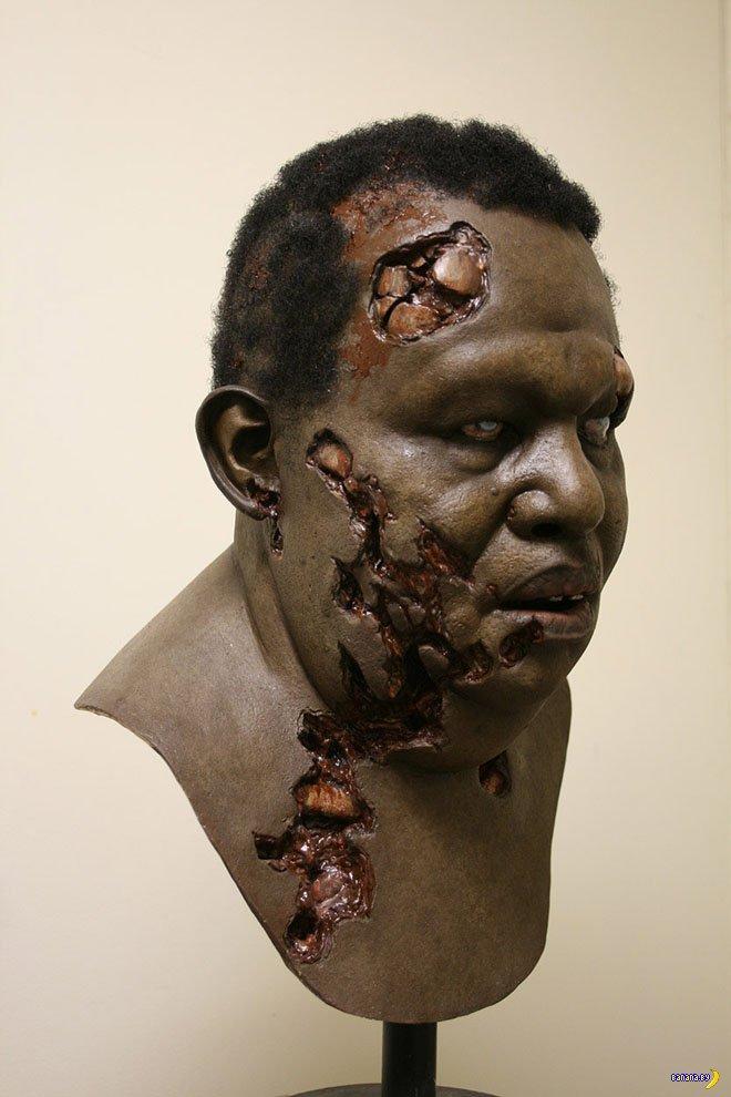 Киношные монстры студии Schell Sculpture