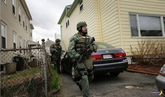 Как Бостон с двумя чеченцами боролся