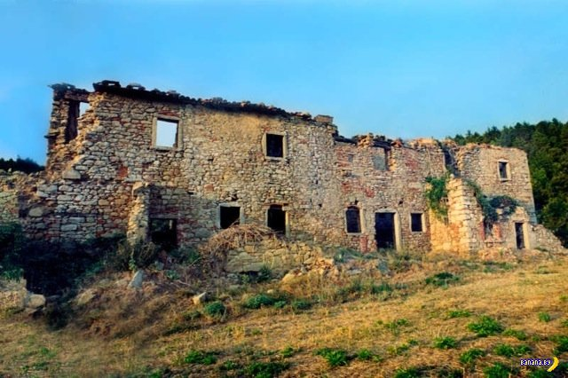 Что можно сделать из старых руин?