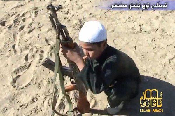 Аль-Каида растит кадры?