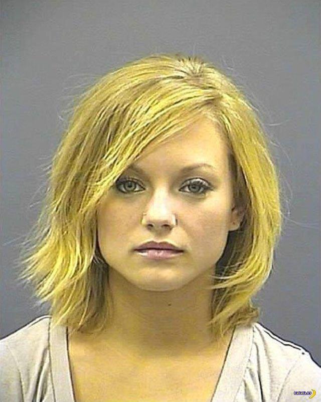 Красивое лицо преступности