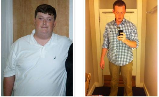Как Шон 65 килограмм потерял