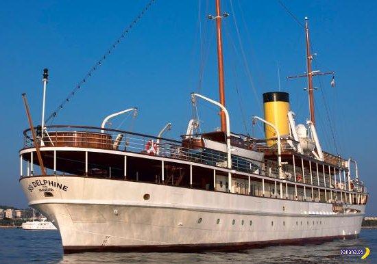 Продается последняя в мире яхта на паровом ходу