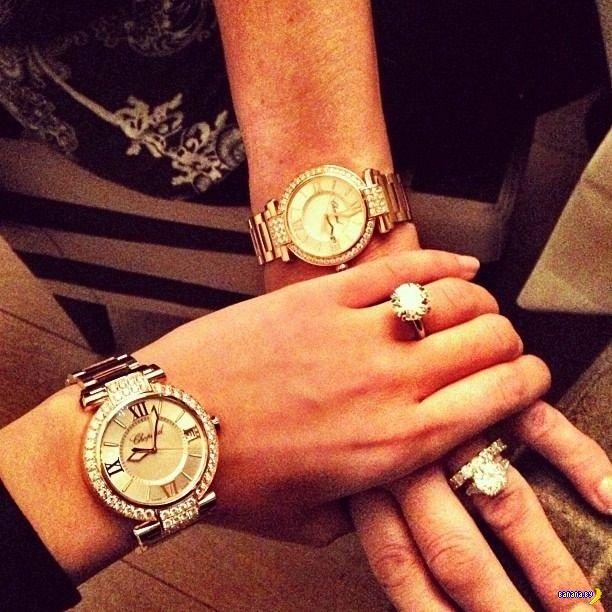 Богатые люди в Инстаграме
