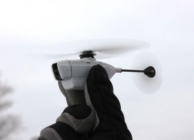 Черный Шершень – военный вертолет-дрон