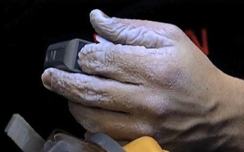 Что произойдет с руками, если их на 10 дней поместить под воду