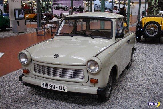 Самые эпохальные автомобили бывшего соцлагеря