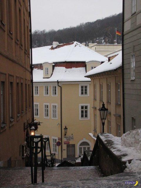 Прекрасная Прага как она есть