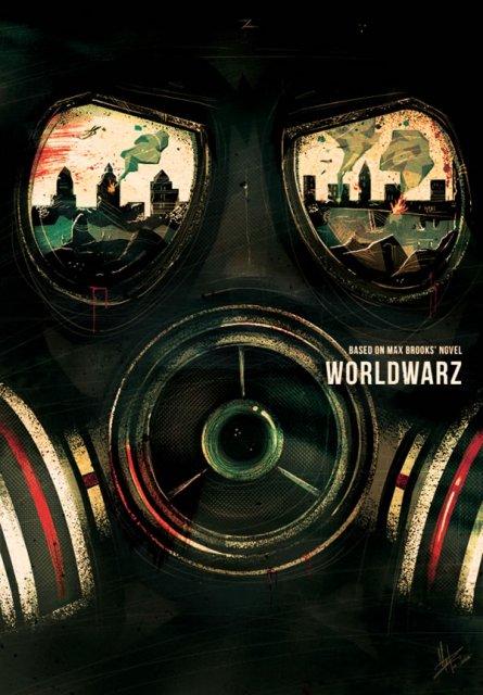 Фанаты World War Z начали рисовать постеры