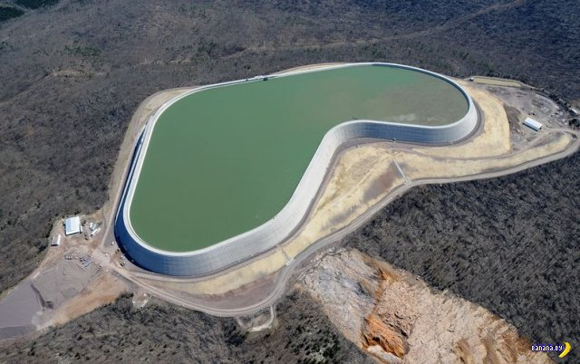 Самая странная гидроэлектростанция