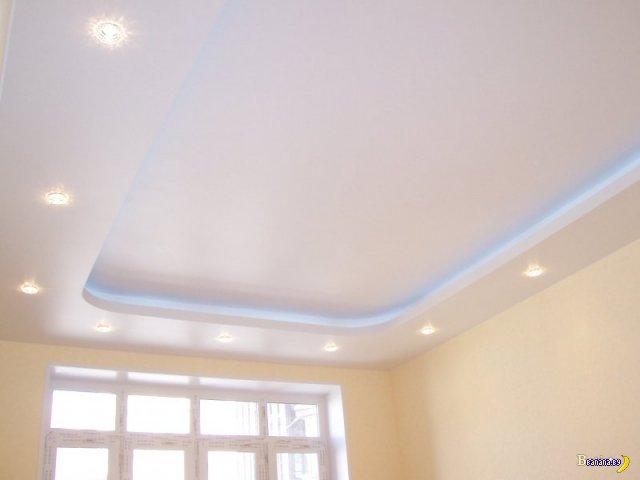 Идеальные потолки для дома