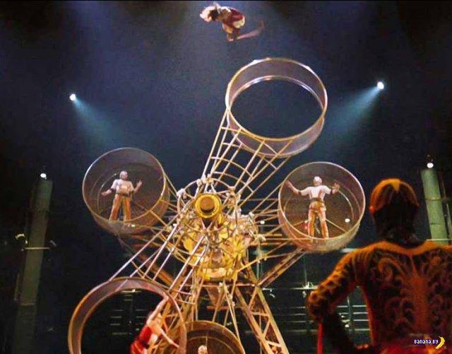 В Минске выступит самый известный в мире цирк - Cirque du Soleil