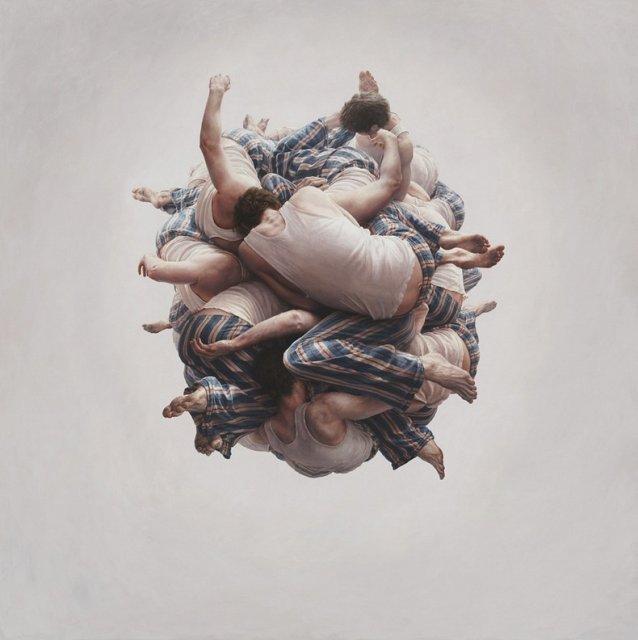 Просто невероятные картины Джереми Геддеса