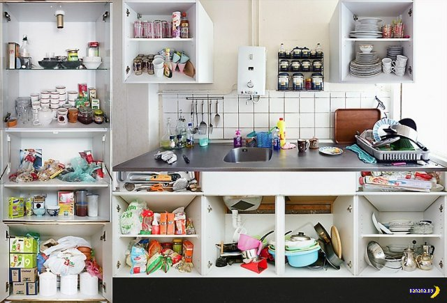 Портреты кухни