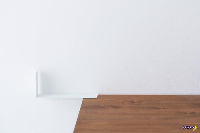Свежие идеи по рациональному использованию места дома