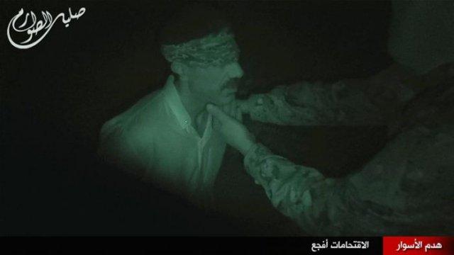 Джихадисты из Ирака