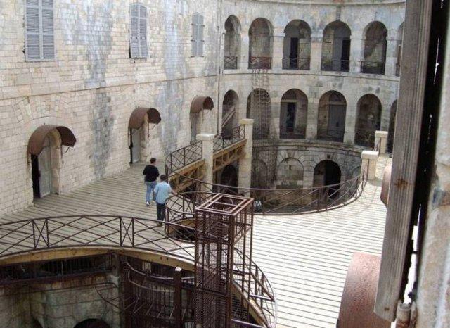История форта Байяр