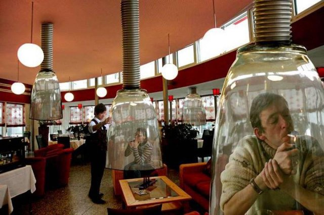 В Беларуси планируется запретить курение в ресторанах и кафе