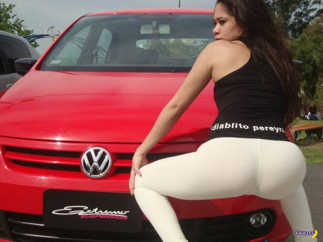 Попросили поснимать Volkswagen