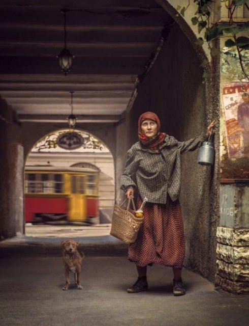 Фото-проект «Мастер и Маргарита»