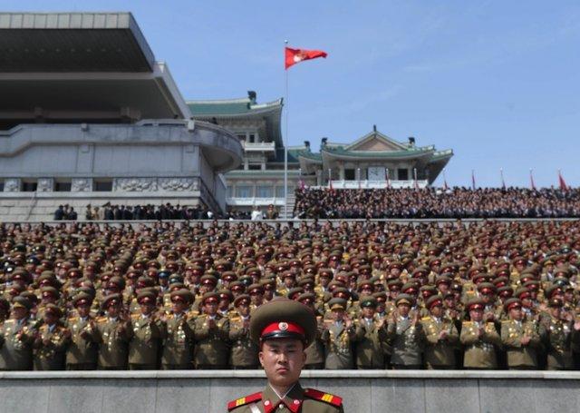 Лучшие фото из Северной Кореи