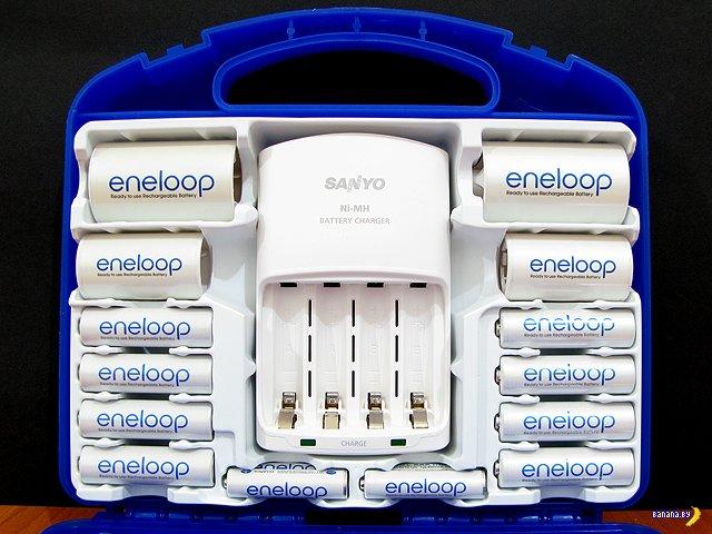Sanyo метит в лидеры среди производителей аккумуляторов