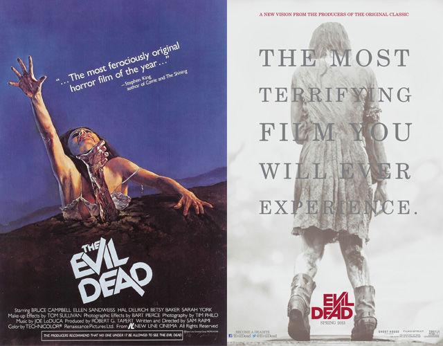 Horror movie poster creator