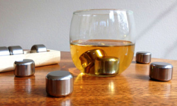 Снова железки для охлаждения виски