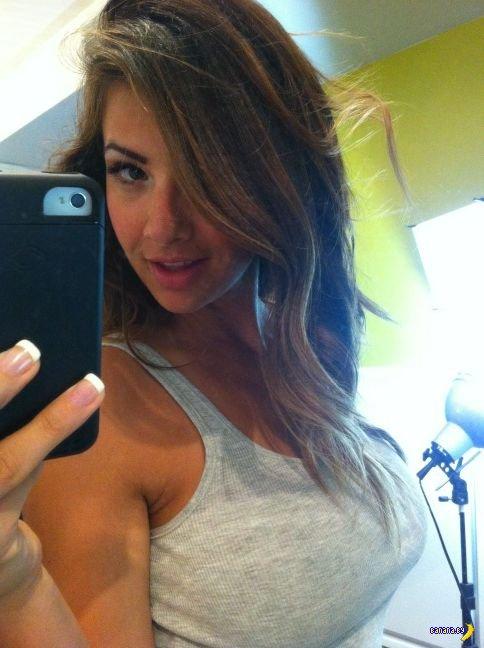 Красивые девушки из Instagram